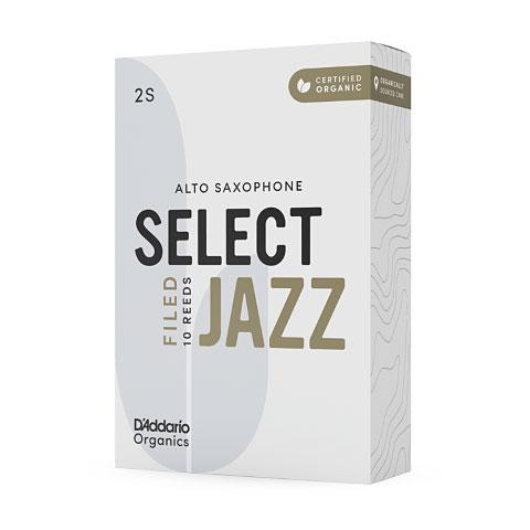 Cañas D'Addario Select Jazz Filed Alto Sax 4M