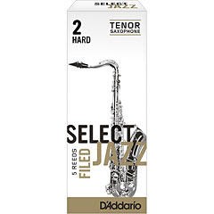 D'Addario Select Jazz Filed Tenor Sax 2H « Anches