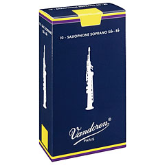 Vandoren Classic Sopransax. 3,0 « Anches