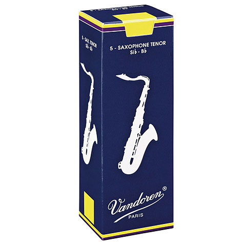 Трости Vandoren Classic Tenor Sax 1,5