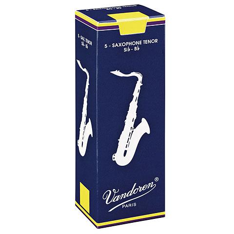 Cañas Vandoren Classic Tenor Sax 3,0