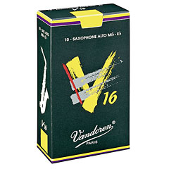 Vandoren V16 Altosax. 4,0 « Cañas