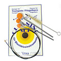 Prodotti pulizia Reka Cleaning-Set Trompete/Flügelhorn