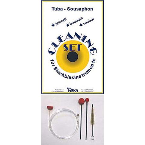 Pflegemittel Reka Cleaning-Set Tuba & Sousaphon