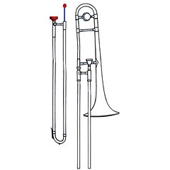 Reka Cleaning-Set Trombone