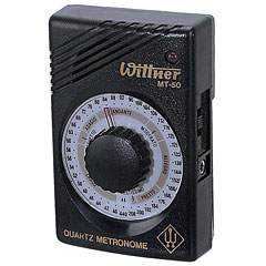 Wittner MT-50 Quartz Metronome Black « Metrónomo