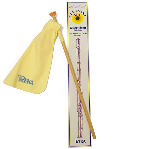 Productos mantenim. Reka Cleaning Rod Flute