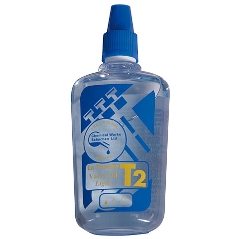 La Tromba T2 Valve Oil Light
