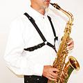Draagband Blaasinstrument BG S 43 SH Alto-/Tenorsaxophone Man XL