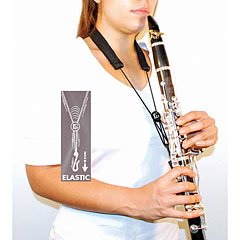 BG C 20 E Strap Clarinet, elastic