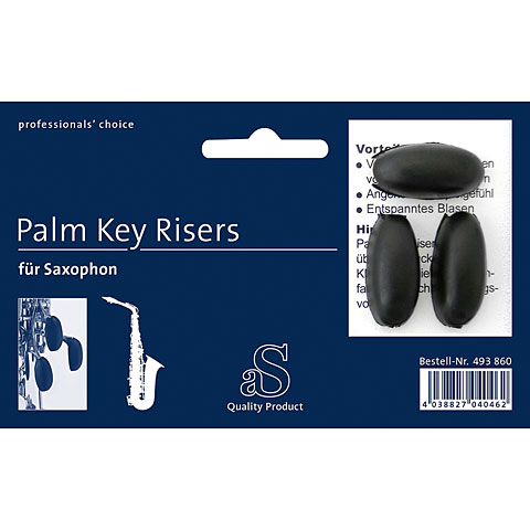 Stölzel Palm Key Risers