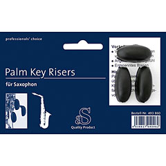 Stölzel Palm Key Risers « Protection doigt
