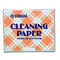Instrument Care Yamaha Cleaning-Paper