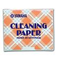 Pflegemittel Yamaha Cleaning-Paper