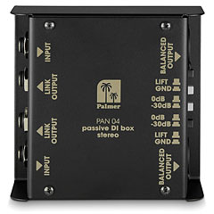 Palmer PAN 04 passiv « Boîte de direct