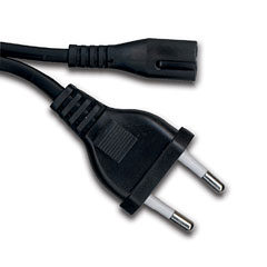 DreiTec 9040 EURO Power Cable « IEC (Power) Connector