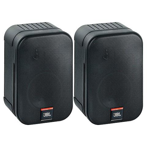 JBL Control 1 Pro black pair
