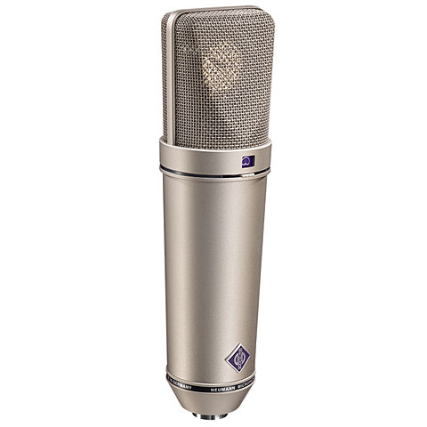 Micrófono universal Neumann U 87 Ai