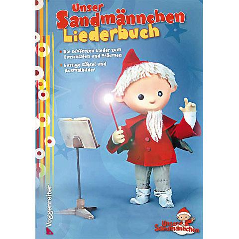 Voggenreiter Unser Sandmännchen Liederbuch