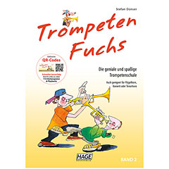 Hage Trompeten-Fuchs Bd.2 « Lehrbuch