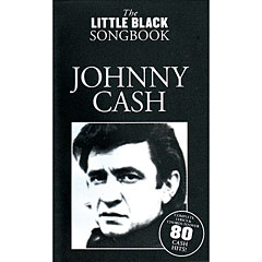 Music Sales The Little Black Songbook - Johnny Cash « Songbook