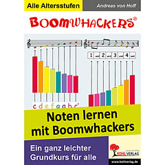 Kohl Boomwhackers Noten lernen mit Boomwhackers « Lehrbuch