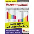 Leerboek Kohl Boomwhackers Noten lernen mit Boomwhackers