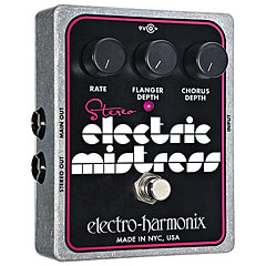 Electro Harmonix Stereo Electric Mistress « Pedal guitarra eléctrica