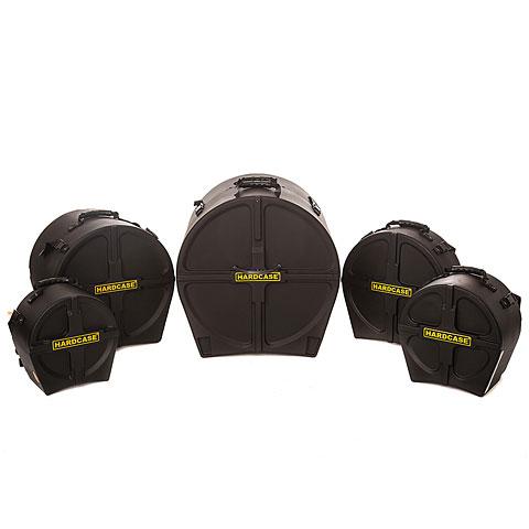 Hardcase 10/12/14/20/14 Drum Case Set
