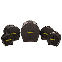 Hardcase 10/12/14/20/14 Drum Case Set « Drum Cases