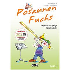 Hage Posaunen-Fuchs Bd.1 « Manuel pédagogique