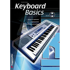 Voggenreiter Keyboard Basics « Libros didácticos