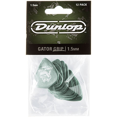 Dunlop Gator Grip 1,50mm (12Stck)