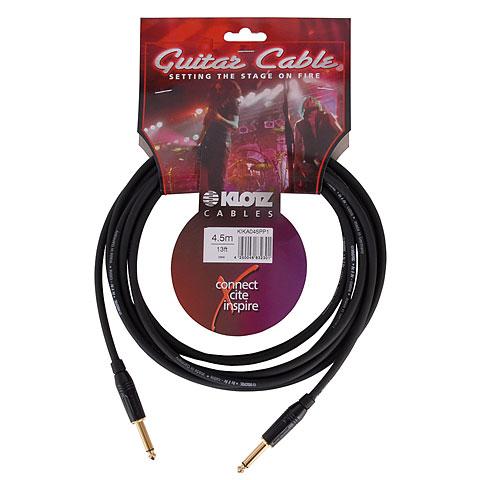 Cable instrumentos Klotz KIK Pro Instrument KIKA045PP1