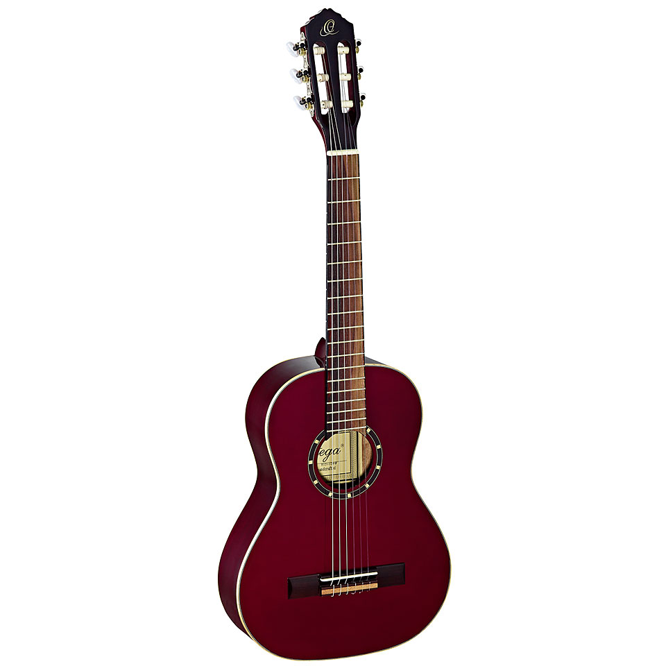 Konzertgitarren - Ortega R121 1 2WR Konzertgitarre - Onlineshop Musik Produktiv