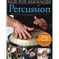 Libros didácticos Bosworth Nur für Anfänger  Percussion