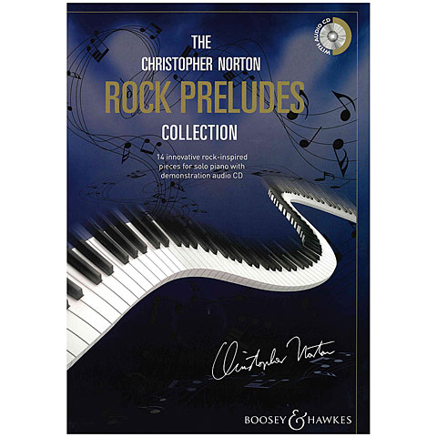 Boosey & Hawkes Rock Preludes Collection