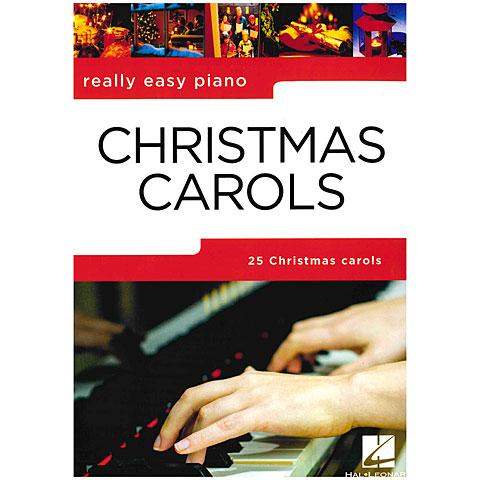 Music Sales Really Easy Piano - Christmas Carols - 25 Christmas Carols