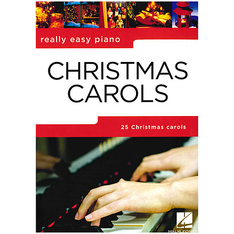 Music Sales Really Easy Piano - Christmas Carols