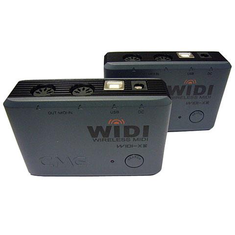 midi sans fil Studio-recording-midi-midi-controller-cme-widi-x8