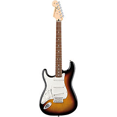 Fender Standard Stratocaster RW BSB « Lefthand