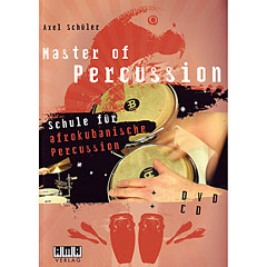 AMA Master of Percussion « Leerboek