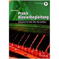 Schott Praxis Klavierbegleitung « Libros didácticos