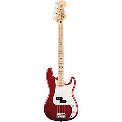 Fender Standard Precision Bass MN Candy Apple Red « Basso elettrico
