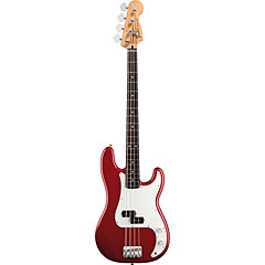 Fender Standard Precision Bass RW Candy Apple Red « Basso elettrico