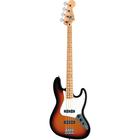 Fender Standard Jazzbass MN Brown Sunburst