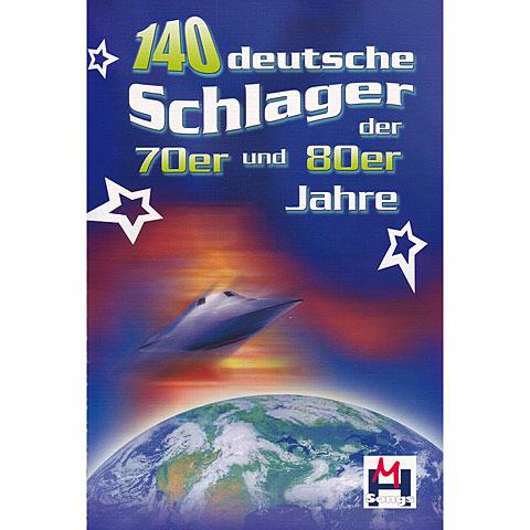 Cancionero Hildner 140 deutsche Schlager 70er & 80er
