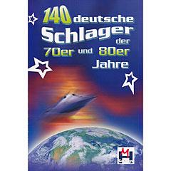 Hildner 140 deutsche Schlager 70er & 80er « Recueil de morceaux
