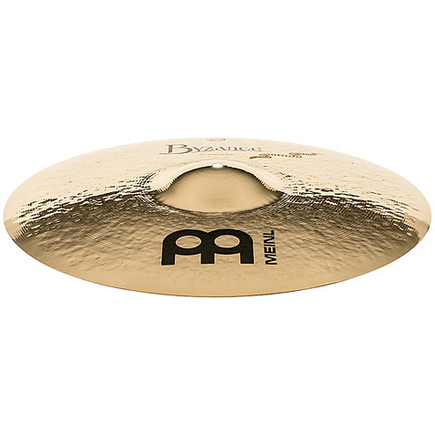 Meinl Byzance Brilliant  21  Derek Roddy Serpents Ride