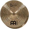 "Hi-Hat-Cymbal Meinl Byzance Dark 14"" Rodney Holmes Spectrum HiHat"